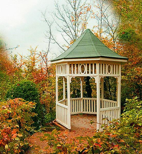 Gazebo Of Tranquility