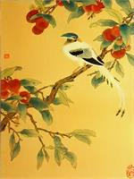 Bird On Lai Chi Tree