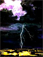 Lightning And Thunder Storm