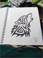 Tribal Wolves