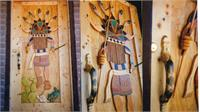Kachina Door