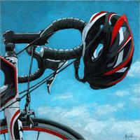 Great Day Bicycle Art