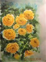 My Yellow Roses