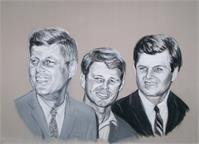 Kennedy Brothers In The Early Years