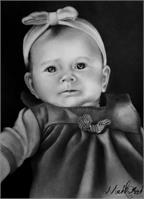 Baby Girl Portrait