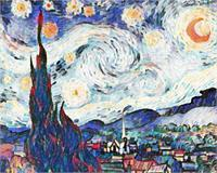 The Starry Night View 2