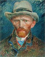 Van Gogh's Self Portrait