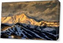 Snowmass As Canvas