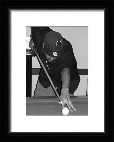 8 Ball Corner Pocket
