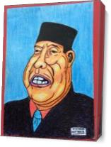 Sukarno (IMG_3577) As Canvas
