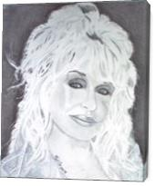 Dolly Parton - Gallery Wrap