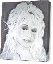 Dolly Parton - Gallery Wrap Plus