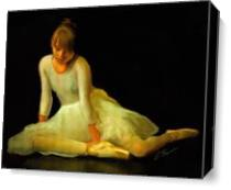 Dancing Doll - Gallery Wrap Plus