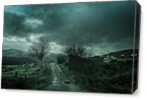 A Road Less Travelled - Gallery Wrap Plus